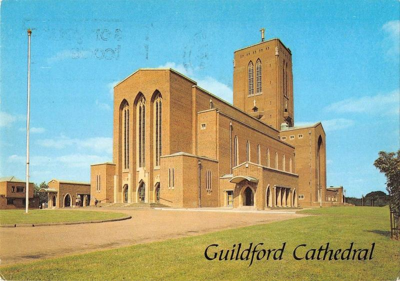 B96994 guildford cathedral   uk