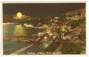 RP Ventor Looking West by night, PU 1953