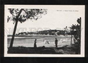 058686 FRANCE Royan Saint-Palais la plage Vintage PC