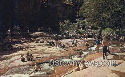 Slide Rock Oak Creek Canyon AZ Unused