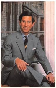 H.R.H The Prince of Wales