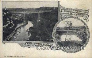 Natural Bridge KY - High Bridge