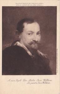 A van Dyck Der Maler Jan Wildens Le peintre Jan Wildens