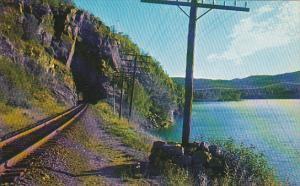 Canada Jackfish Tunnel North Shore Of Lake Superior Ontario