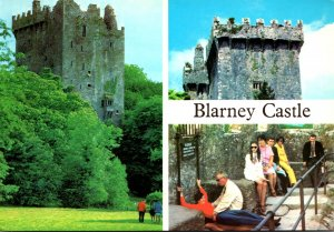Ireland Co Cork Blarney Castle Multi View