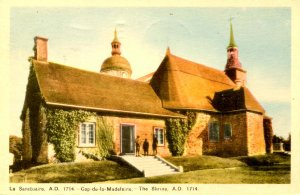 Canada - Quebec, Cap de la Madeleine. The Sanctuary