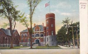 New York Utica Armory 1909