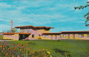 Canada Alberta Medicine Hat Sun Dek Motel 1966