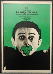 Lenny Bruce: His only film performance E-Shops