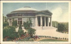 Catalina Island CA Avalon Crematory Assoc c1920 Postcard