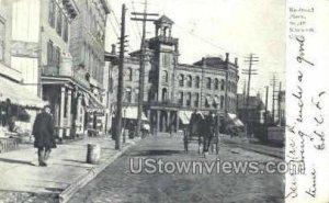 Railroad Place - South Norwalk, Connecticut CT