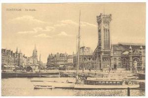 De Statie, Ostende (West Flanders), Belgium, 00-10s