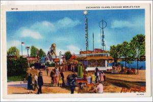 Enchanted Island, Chicago Worlds Fair