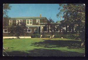 Warwick, Rhode Island/RI Postcard, Holland House Restaurant,