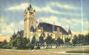 Spokane County Court House