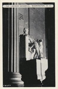 The Lincoln Memorial, Wahington D.C., United States, 40s-60s