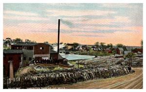 Maine Milo , American Thread Company Mills