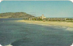 MAZATLAN MEXICO HOTEL LA PLAYA CAMARONES BEACH 1967