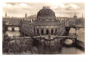 Berlin Kaiser Friedrich-Museum Bruecke, Bridges Musee Ponts Reprint
