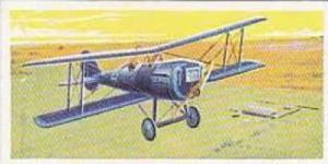 Lyons Tea Vintage Trade Card Wings Of Speed 1961 No 4 Nieuport 29 France