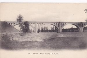 COTE D'OR, France; Viaduc dOisilly, 1900-10s
