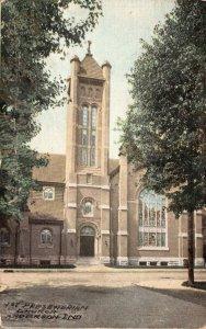 Indiana Anderson 1st Presbyterian Church