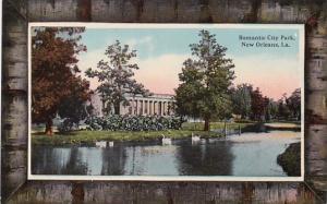 Louisiana New Orleans Romantic City Park