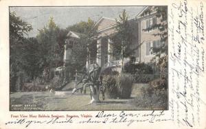Staunton Virginia Mary Baldwin Seminary Antique Postcard K102508