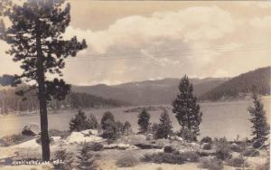 RP; Bird's Eye View, Huntington Lake, Resvoir, Fresno, Califronia, 00-10s