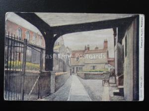 Norfolk NORWICH Tombland Alley - Old Postcard by Jarrolds 946
