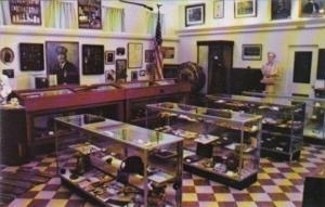 Illinois Springfield Interior Grand Army Museum