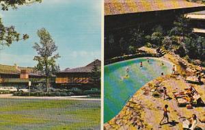 Canada Talisman Motor Inn Swimming Pool Ottawa Ontario