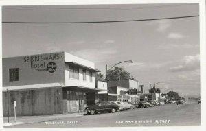 RP: TULE LAKE , California , 1930-40s ; Street Version-2