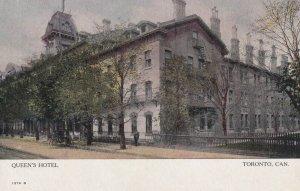 TORONTO, Ontario, Canada, 1900-1910's; Queen's Hotel