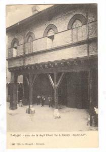Bologna , ITALY , 00-10s ; Casa che fu degli Albari