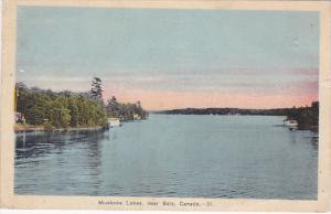 Muskoka Lakes, near Bala, Canada, 1939 PU