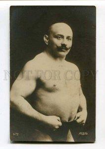288177 REDL German Strongman WRESTLER WRESTLING old PHOTO