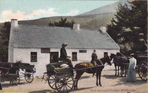 Kate Kearney´s Cottage, Horse-drawn wagons, Killarney, Kerry, Ireland, 10-20s