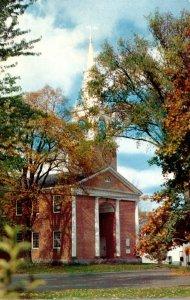 Connecticut Lebanon First Congregational Church