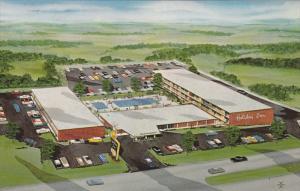 Holiday Inn, Swimming Pool, North Towson BALTIMORE, Maryland, 40-60s