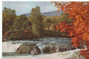 Scotland Postcard - Autumn in Glen Orchy    AB110