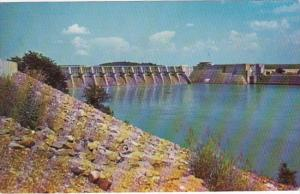 Tennessee Fort Loudon Dam Near Knoxville