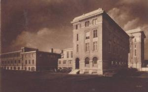 RP, Ecole Superieure D´Electricite, Banlieue Ouest, Vue Sur La Facade Sud, M...