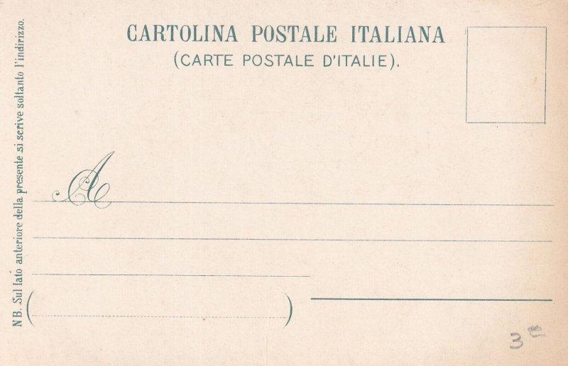 GENOVA, Liguria, Italy, 1901-1907s; Monumento Cristoforo Colombo