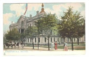 State House, Trenton, New Jersey, 1900-1910s