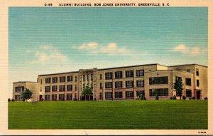 South Carolina Greenville Alumni Building Bob Jones University