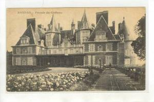 Facade De Chateau, Randan (Puy-de-Dôme), France, 1900-1910s