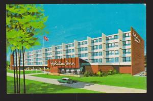 NEWFOUNDLAND - The Holiday Inn, Corner Brook - Unused