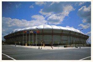 Hubert H Humphrey Metrodome Stadium Minneapolis, MN., USA Baseball Stadium Un...