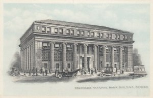 DENVER , Colorado, 1900-10s ;  Colorado National Bank Building